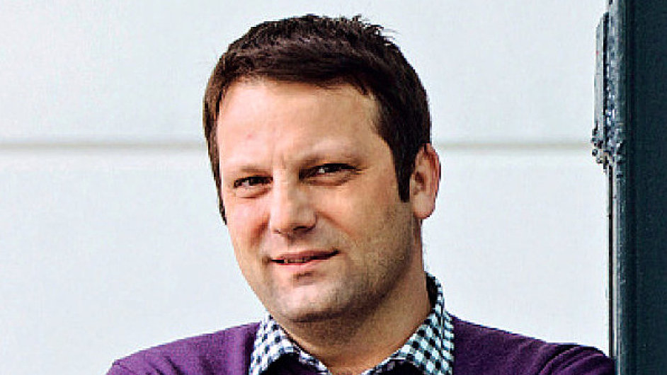Jan Kučmáš, předseda rady PR agentur APRA