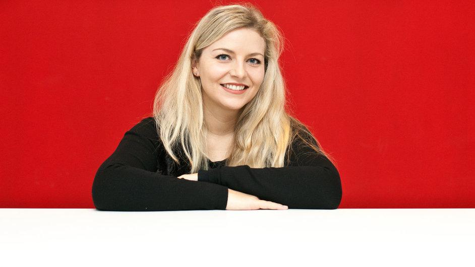 Simona Kijonková, zakladatelka a jednatelka společnosti Zásilkovna.cz