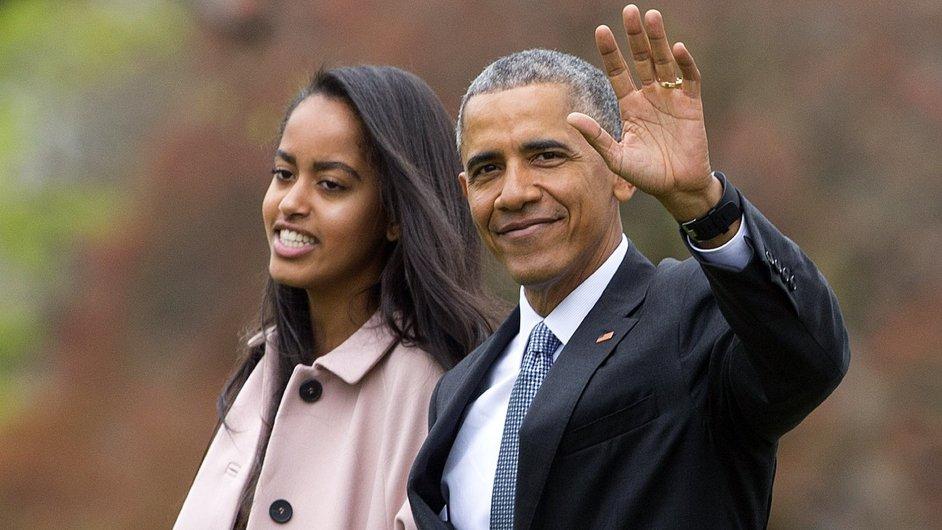 Barack Obama, USA.