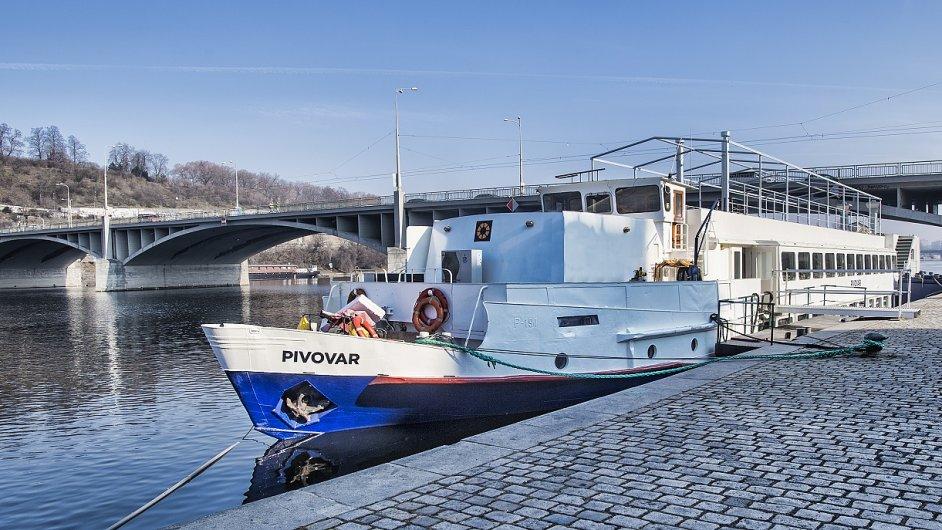 Pivovar na Vltavě se otevře veřejnosti ve čtvrtek 9. března 2017.