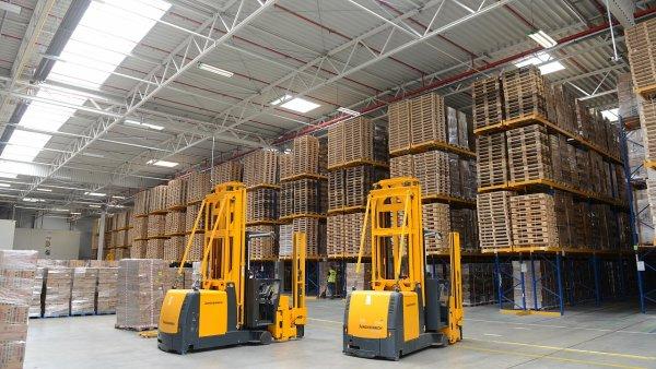 Snižování emisí v rámci koncernu DHL se dotkne i skladování.