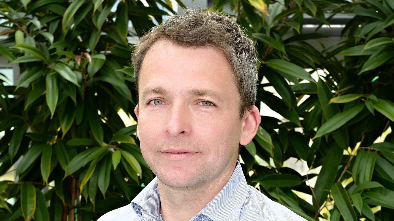 Jan Horák, vedoucí marketingového oddělení J&T BANKY