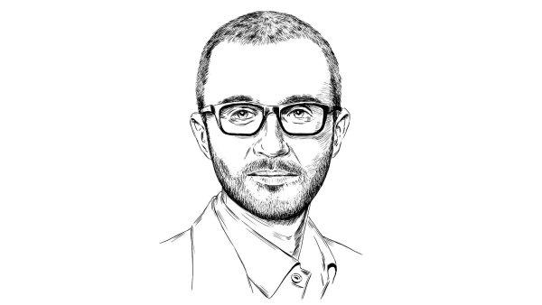 David Klimeš, hlavní analytik týdeníku Ekonom.