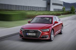 Éra jízdy bez řidiče může začít, hlásí technikou nabité Audi A8