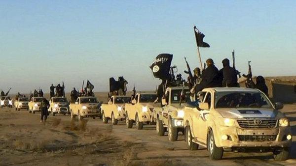 Bojovníci Islámského státu.