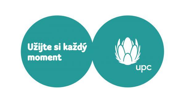 Nové logo a claim UPC