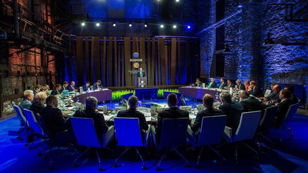 Státníci v Tallinnu řešili budoucnost EU ohledně digitalizace.