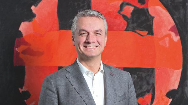 Roman Knap, generální ředitel společnosti SAP