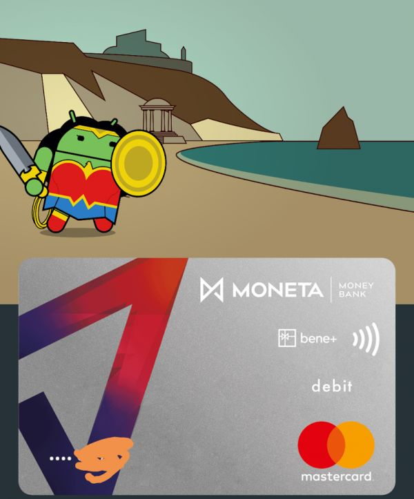 Platba v Android Pay