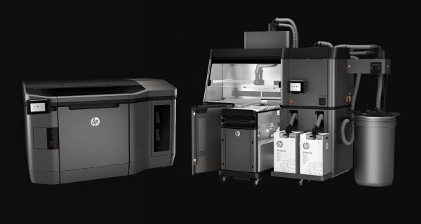 3D tiskárna HP Multi Jet Fusion
