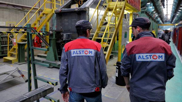 Slib nedodržen: Energetickou divizi Alstomu získali vroce 2014 Američané. Tisíc pracovních míst, která Francouzům slíbili, ale nezařídili.