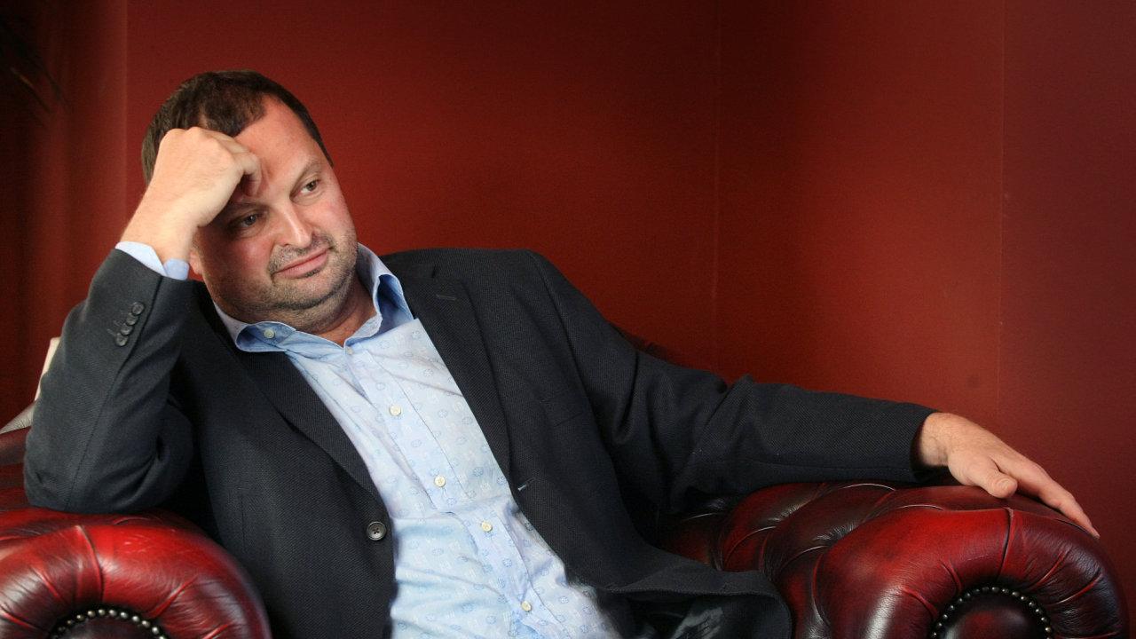 Radovan Vítek, největší akcionář Orco Property Group.