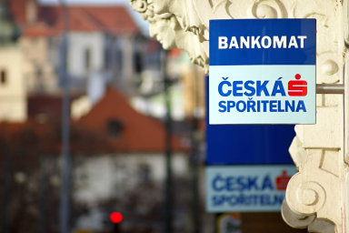 Výsledky zveřejnila i Česká spořitelna.