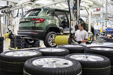 Zaměstnanci Škody Auto dostanou letos rekordní prémie.