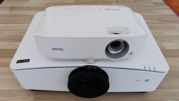 Byznysový projektor BenQ LH770 má vysoký jas a dlouhou životnost laserového zdroje světla