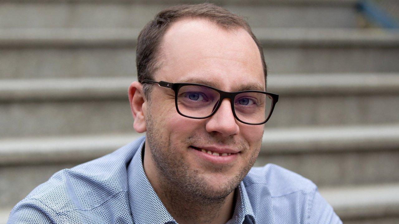 Jan Stočes, Cloud Services Director společnosti Aimtec