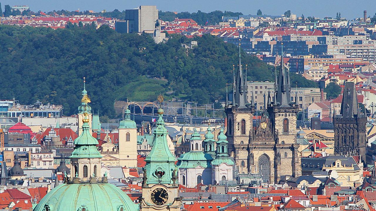 Panor_ma Prahy