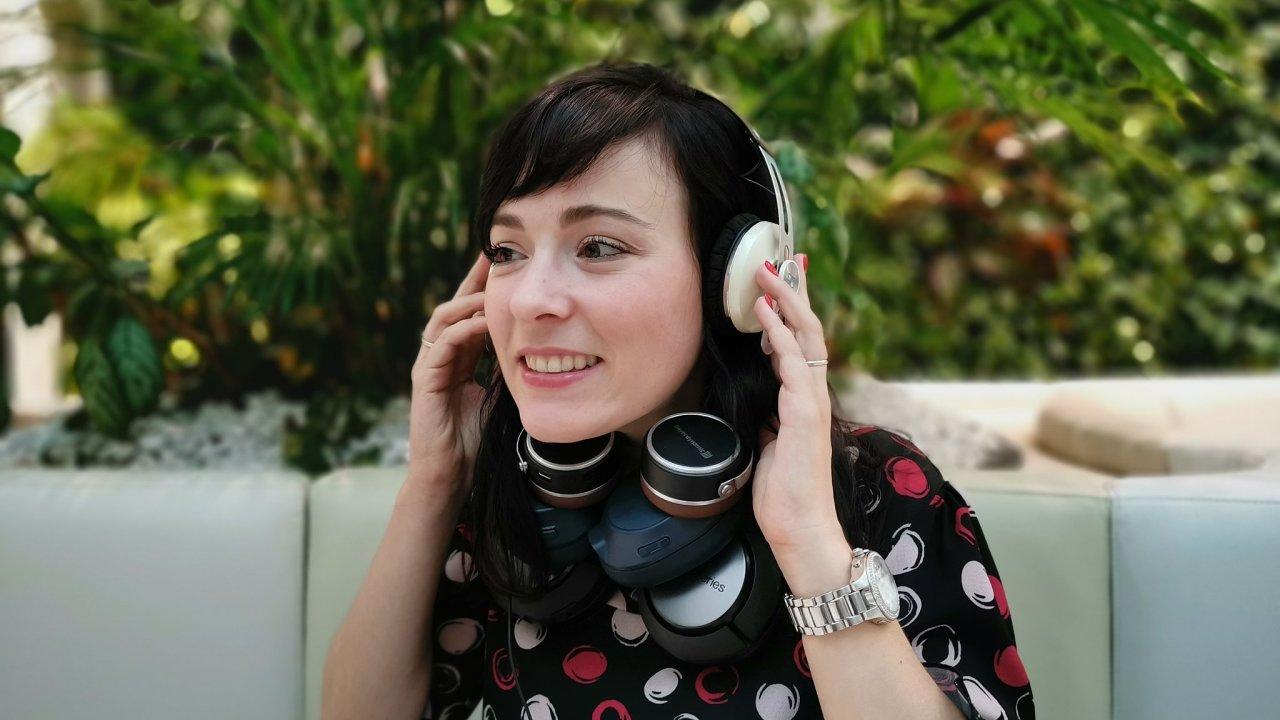 Kvalita zvuku záleží na zdroji i koncovém zařízení. I streamovaná hudba si zaslouží kvalitní sluchátka