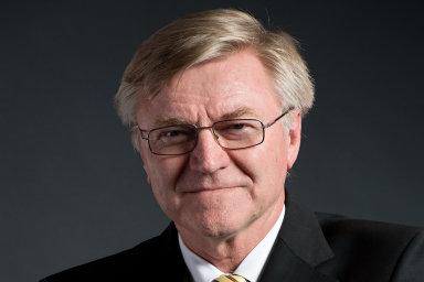 Rostislav Dvořák, předseda Svazu českých a moravských výrobních družstev (SČMVD)