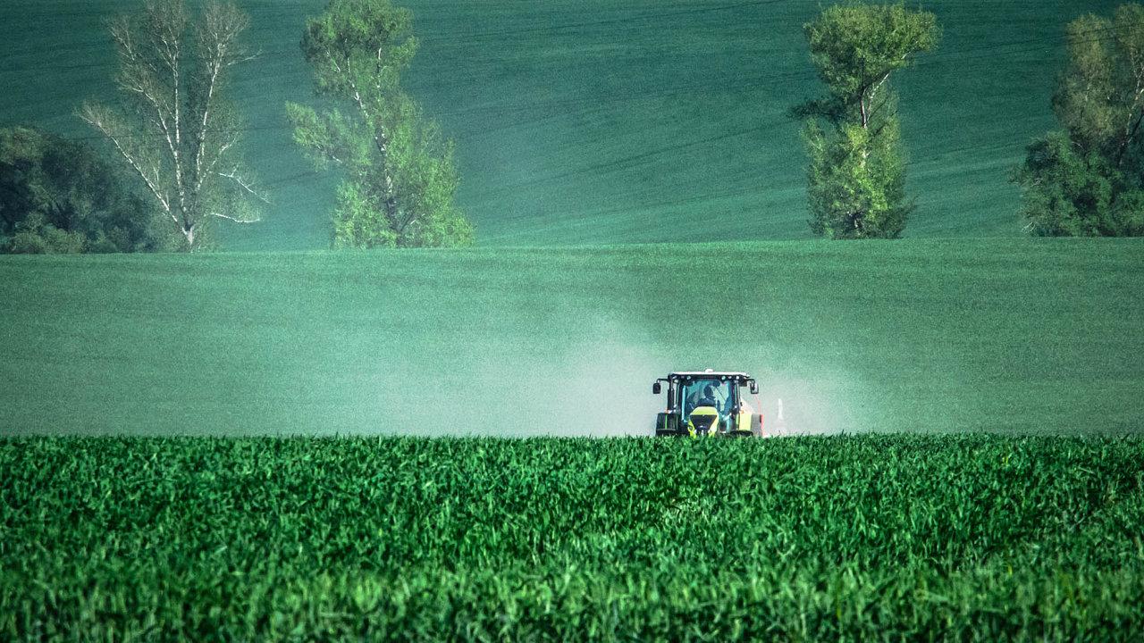 Šetrně aekologicky. Obce se konečně začínají zajímat oto, jak nájemci hospodaří najejich zemědělské půdě.