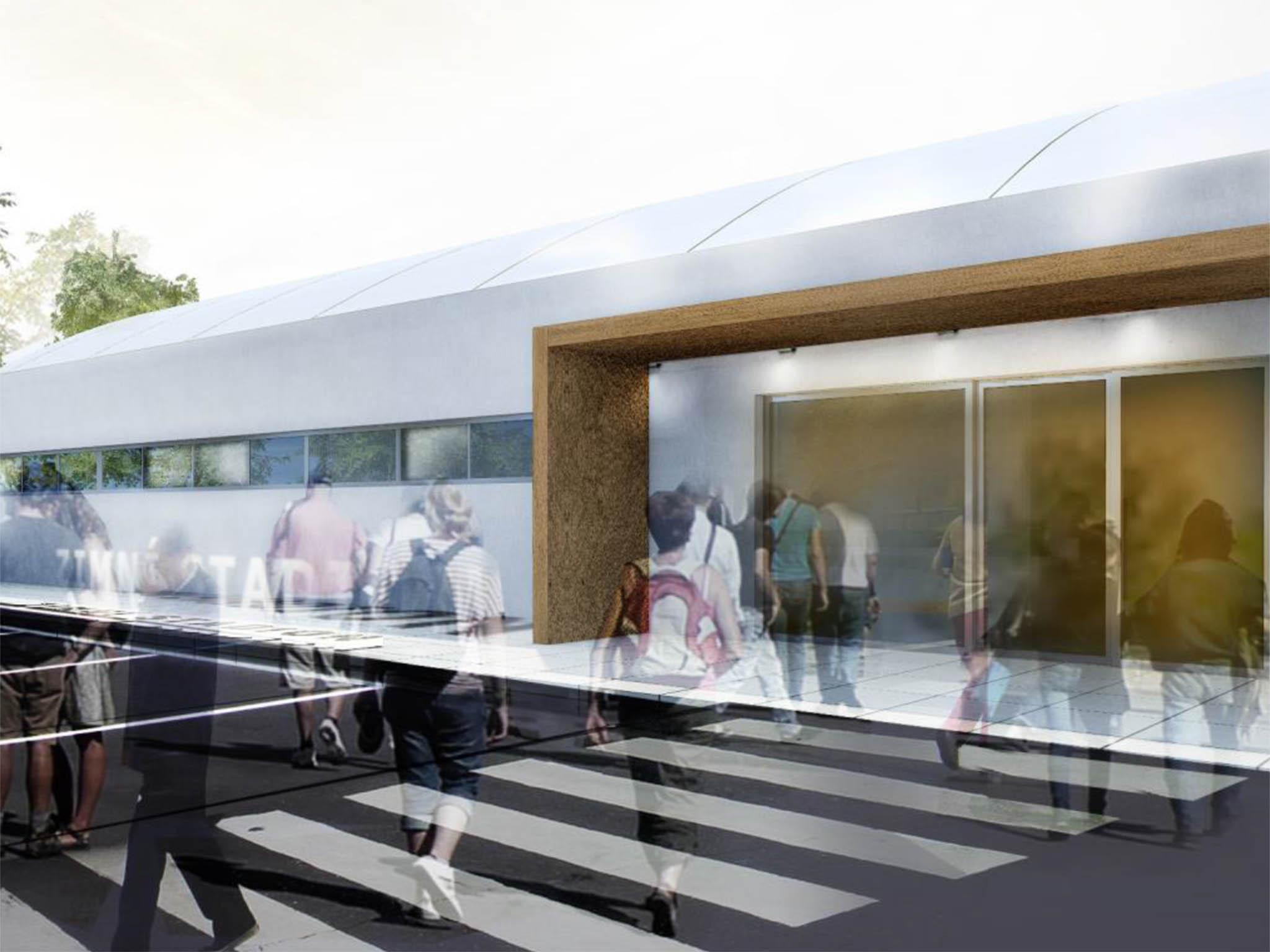 Národní investiční plán počítá s budováním zimních stadionů v menších městech. Vychází z projektu nízkonákladového zimního stadionu, který před dvěma nechal připravil Český svaz ledního hokeje.