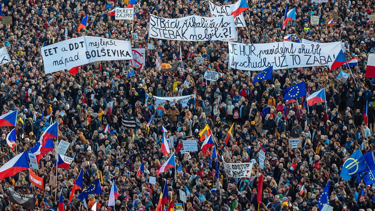 Východ není spokojen. S teorií, že by se lidé postkomunistických zemí smířili s nástupem imitátorů liberální demokracie, nekoresponduje nespokojenost části Čechů se způsobem vládnutí Andreje Babiše.