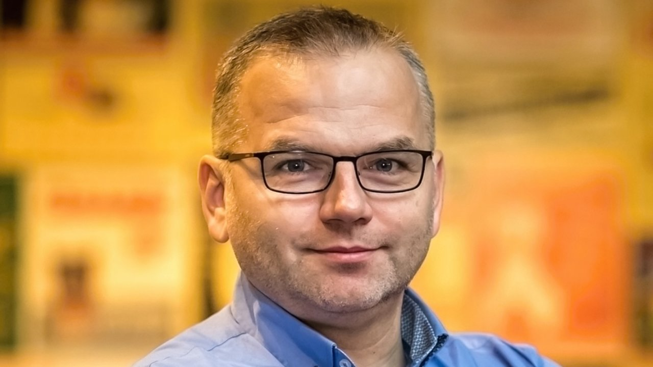Zdenek Havlena, ředitel společnosti Pivovary Staropramen pro Česko a Slovensko