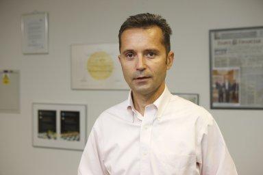 Investor a majitel firmy Pravda Capital Jan Pravda.
