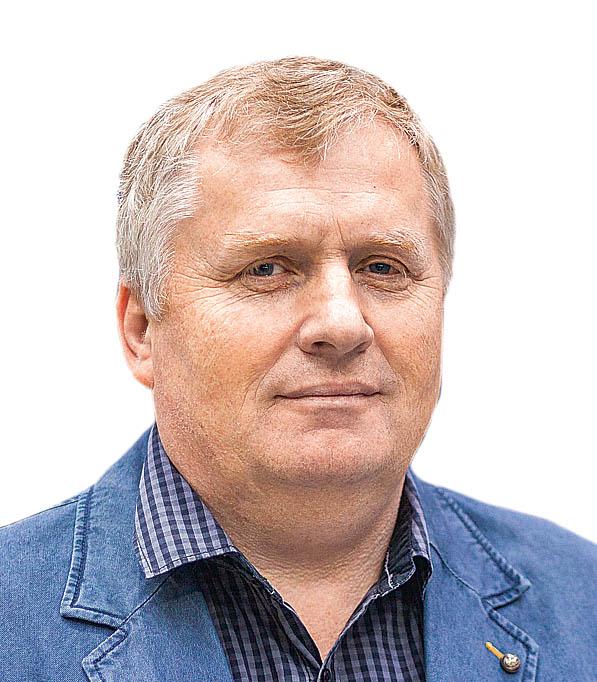 Josef Jeleček,generální ředitel firmy Tedom