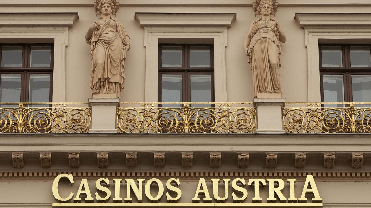 Casinos Austria, největší rakouská loterijní společnost aprovozovatel kasin.
