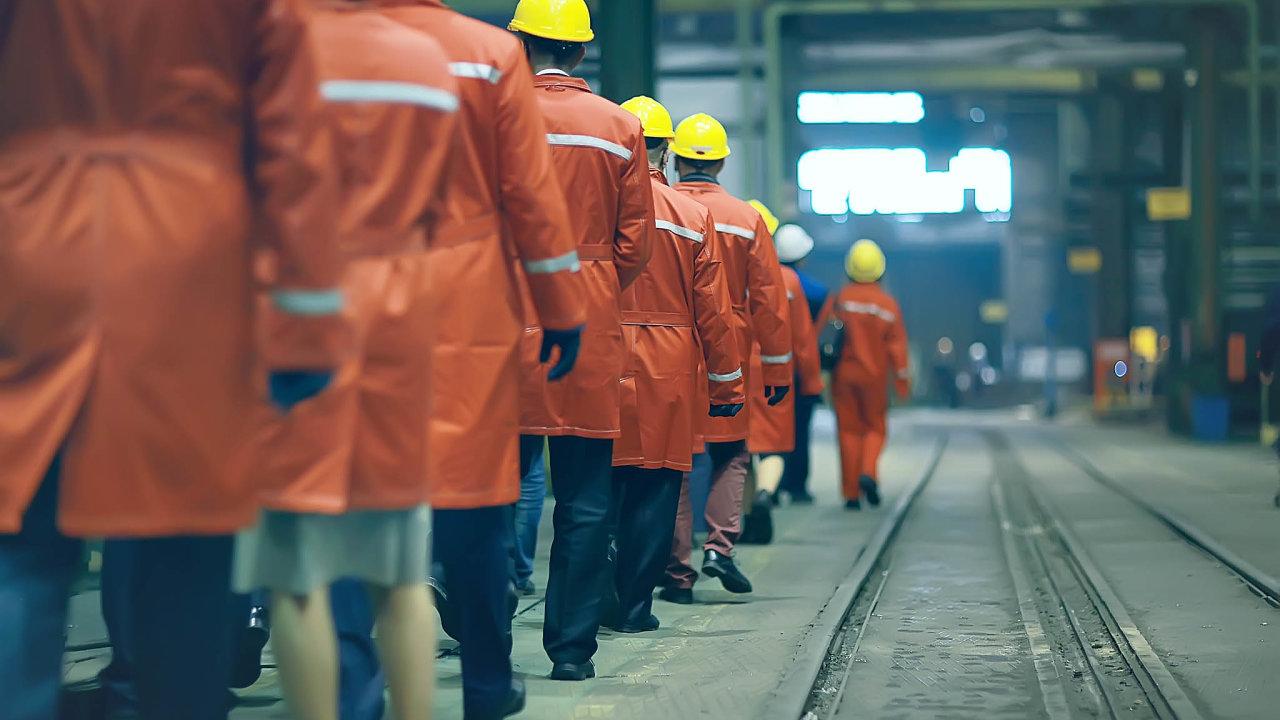 Záchrana přijde: Ministerstvo práce asociálních věcí říká, že podpořilo zachování každého čtvrtého pracovního místa.