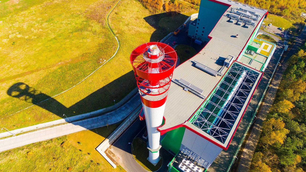 Vchotíkovské spalovně ZEVO se přeměňuje komunální odpad načistou energii vpodobě tepla, teplé vody nebo elektřiny pro plzeňské domácnosti ifirmy.
