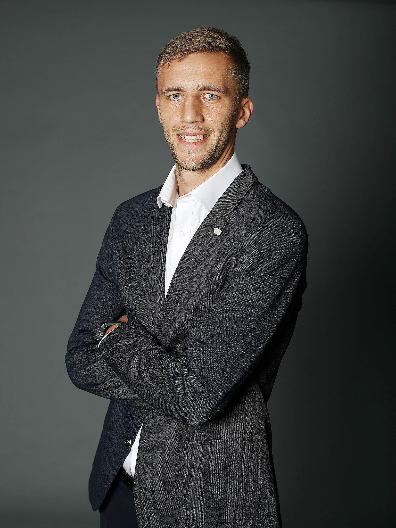 Fotbalista Tomáš Souček