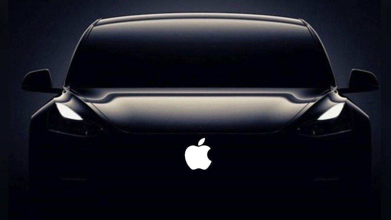Koncept možného vzhledu auta od společnosti Apple