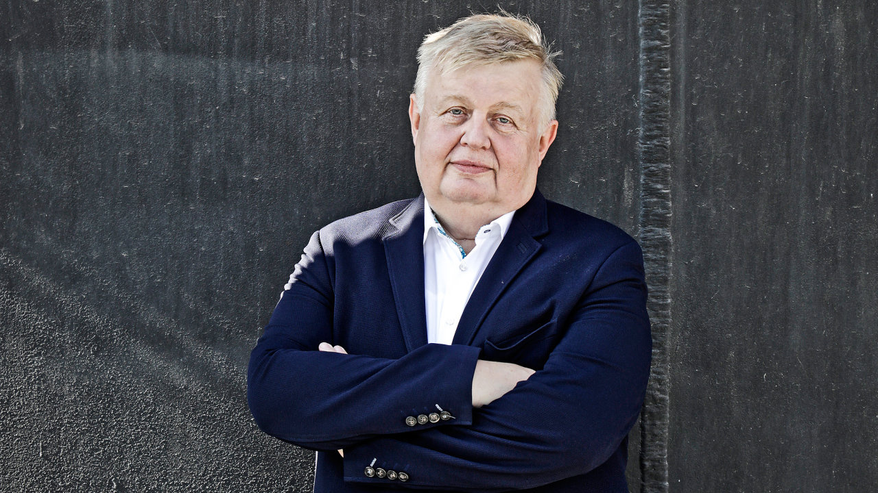 Ostravský podnikatel Jan Světlík