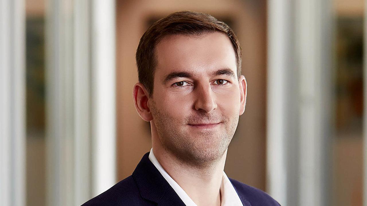 Milan Kratina, ředitel azakladatel investiční společnosti Accolade