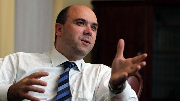 Náměstek ministra spravedlnosti Filip Melzer