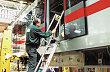 Souprava Siemens pra�sk�ho metra.
