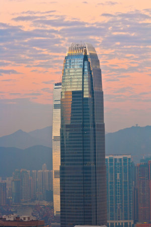 Two International Finance Centre, Hong Kong