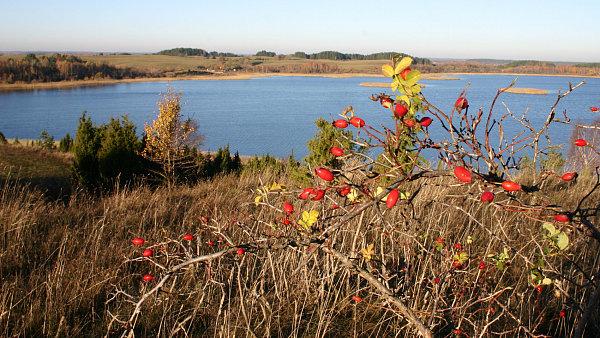 Braslavská jezera v Bělorusku