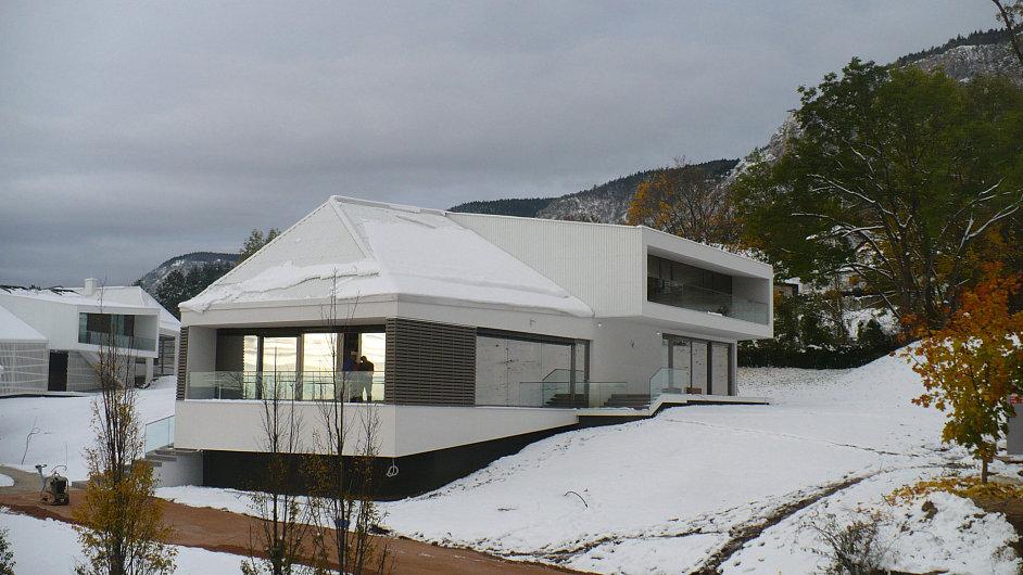 RD Rýmařov se podílel na výstavbě konferenčního a koučinkového centra v rakouském Stollhofu.
