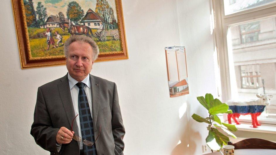 Senátor Jan Veleba