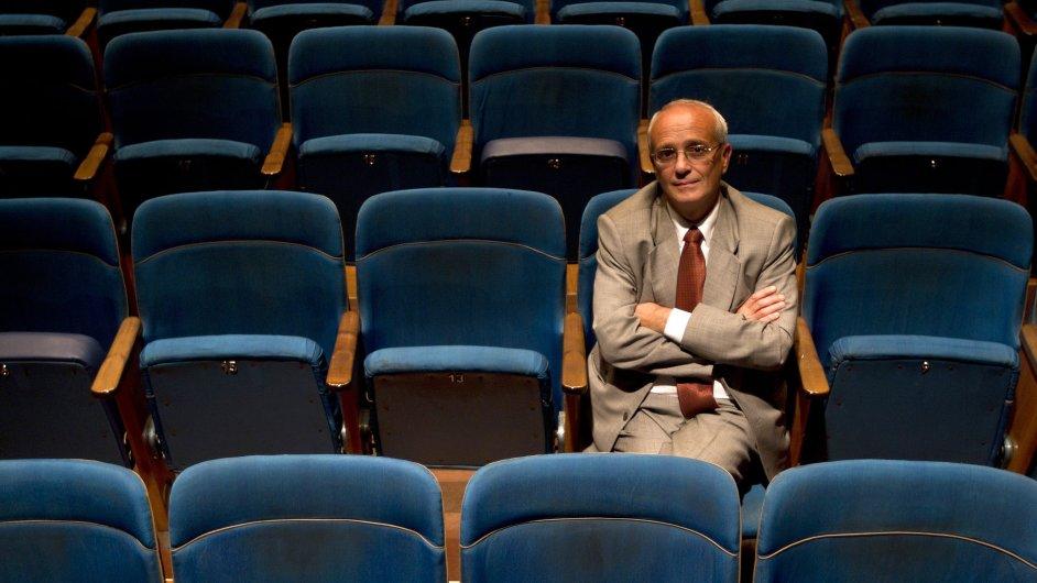 Novým šéfem Národního divadla se stal Jan Burian.