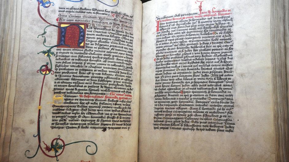 Některé studenty literatury potká i studium Bible kutnohorské