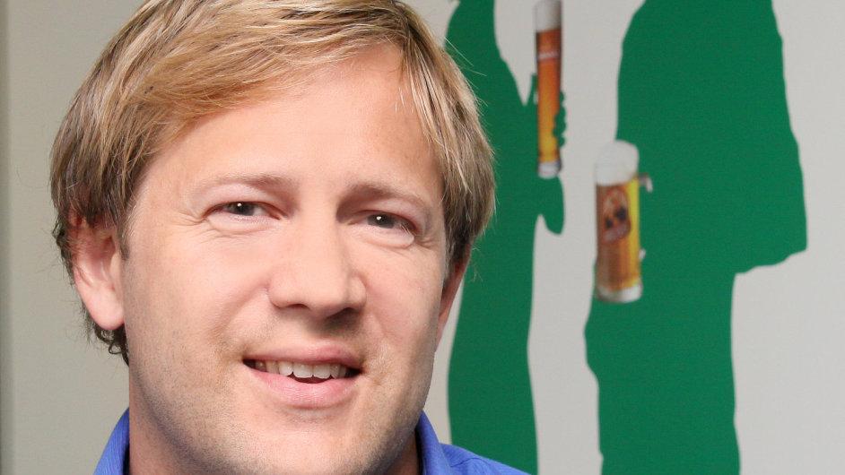 Jiří Rákosník, marketingový manažer Heineken ČR