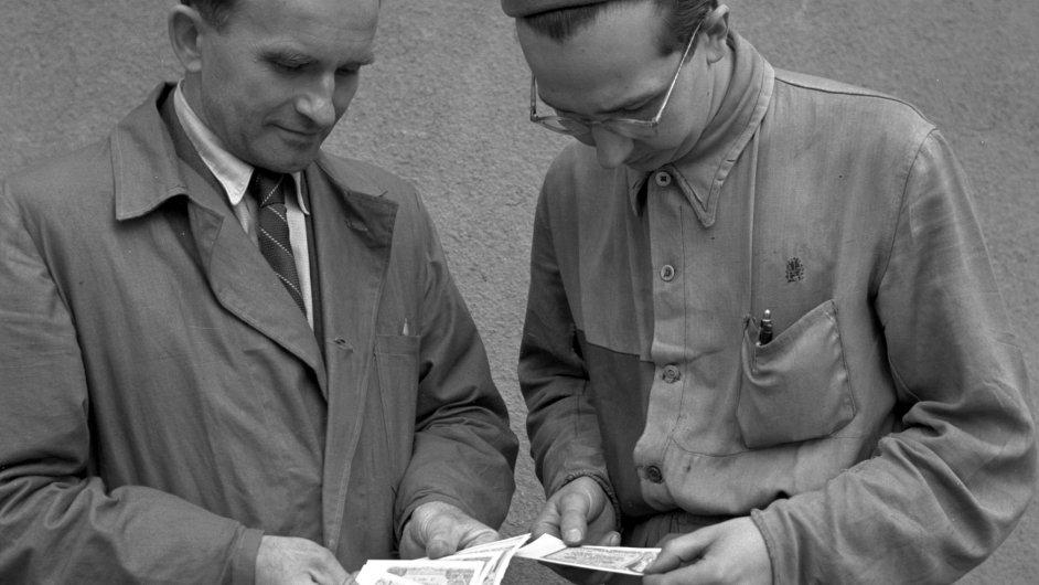 Měnová reforma v roce 1953