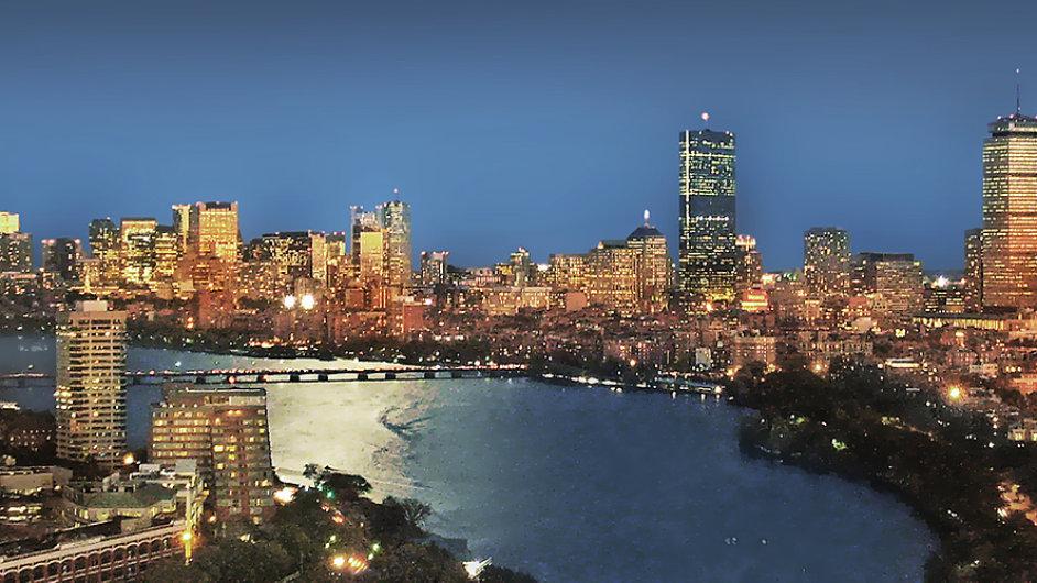 Boston, ilustrační foto