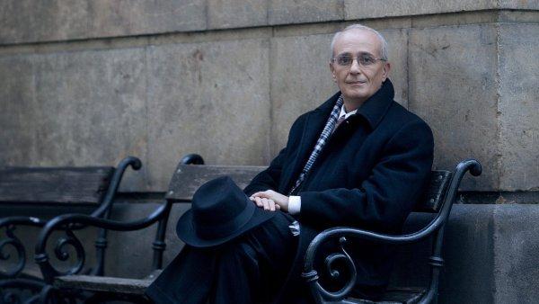 Odvolaný a vrácený ředitel Národního divadla Jan Burian