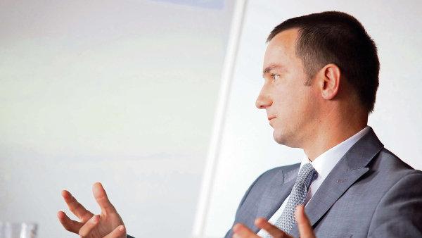 Jednatel RWE Gas Storage Lubor Veleba se stane prezidentem evropských zásobníků plynu.