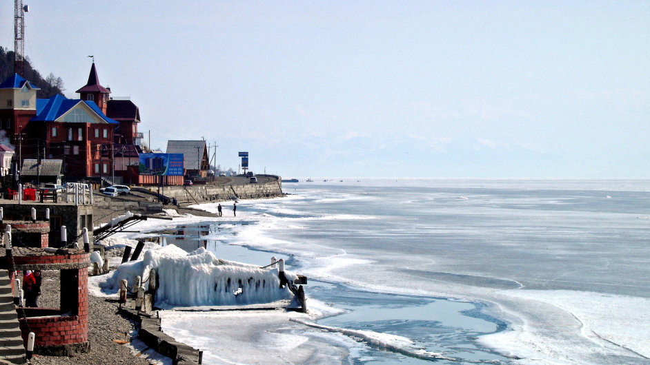 Bajkal, ilustrační foto